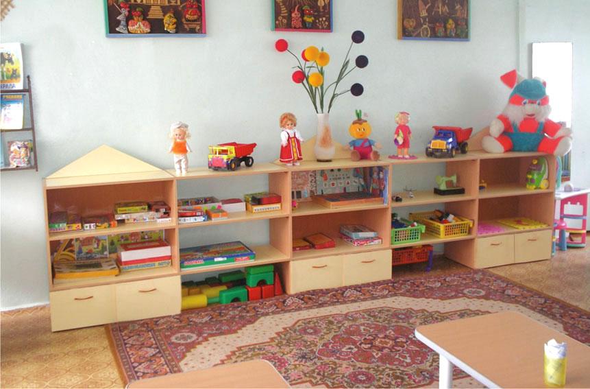 Neptuneex а мне нравится игровая мебель в детском саду.